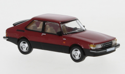 ModelCar - <strong>Saab</strong> 900 Turbo, dunkelrot, 1986<br /><br />PCX87, 1:87<br />No. 245751