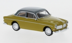 Modellauto - <strong>Volvo</strong> Amazon, dunkelgelb/grau, 2trg, 1956<br /><br />Brekina, 1:87<br />Nr. 245752