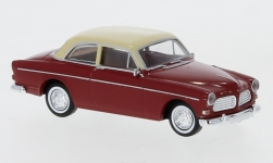Modelcar - <strong>Volvo</strong> Amazon, dark red/light beige, 2trg, 1956<br /><br />Brekina, 1:87<br />No. 245753