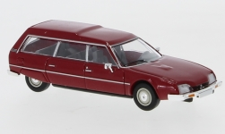 Modellauto - <strong>Citroen</strong> CX Break, dunkelrot, 1976<br /><br />PCX87, 1:87<br />Nr. 245760