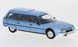 Modellauto - <strong>Citroen</strong> CX Break, metallic-blau, 1976<br /><br />PCX87, 1:87<br />Nr. 245762