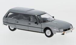 Modellauto - <strong>Citroen</strong> CX Break, metallic-dunkelgrau, 1976<br /><br />PCX87, 1:87<br />Nr. 245764