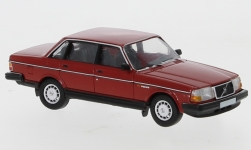 Modelcar - <strong>Volvo</strong> 240, red, 1989<br /><br />PCX87, 1:87<br />No. 245771