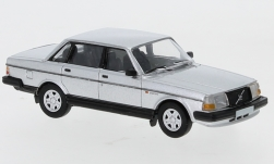 Modellauto - <strong>Volvo</strong> 240, silber, 1989<br /><br />PCX87, 1:87<br />Nr. 245773