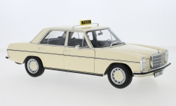 ModelCar - <strong>Mercedes</strong> 200/8 (W115), Taxi (D), 1968<br /><br />I-Norev, 1:18<br />番号 245778