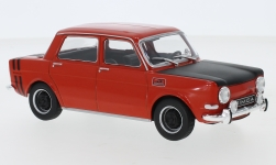 ModelCar - <strong>Simca</strong> 1000 Rallye 2, rot, 1970<br /><br />WhiteBox, 1:24<br />Nr. 245969