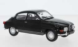 ModelCar - <strong>Saab</strong> 96 V4, schwarz, 1970<br /><br />WhiteBox, 1:24<br />Nr. 245970