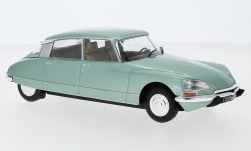 Modelo de coche - <strong>Citroen</strong> DS 23 Pallas, verde claro, 1973<br /><br />WhiteBox, 1:24<br />Nº 245971