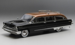 Modellauto - <strong>Lincoln</strong> Pioneere Wagon, schwarz/kupfer, 1956<br /><br />GIM - Great Iconic Models, 1:43<br />Nr. 245994