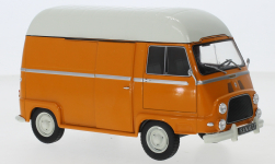 Modelo de coche - <strong>Renault</strong> Estafette, anaranjado/blanco<br /><br />WhiteBox, 1:24<br />Nº 246195