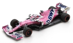 Modellauto - <strong>Racing Point</strong> RP20, No.11, BWT Racing Point F1 Team, Formel 1, GP Steiermark, S.Perez, 2020<br /><br />Spark, 1:43<br />Nr. 246305