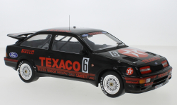 Modellauto - <strong>Ford</strong> Sierra RS Cosworth, No.6, WTCC, 24h Spa, S.Soper/P.Dieudonne/P.Streiff, 1987<br /><br />IXO, 1:18<br />Nr. 246316