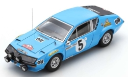 Modellauto - <strong>Alpine</strong> A310, No.5, Elf, Rallye WM, Rally Monte Carlo J-L.Therier/M.Vial, 1975<br /><br />Spark, 1:43<br />Nr. 246342