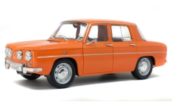 Modellauto - <strong>Renault</strong> 8 TS, orange<br /><br />Solido, 1:18<br />Nr. 246388