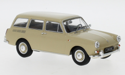 Modellauto - <strong>VW</strong> 1500 Variant (Typ 3), beige, 1962<br /><br />IXO, 1:43<br />Nr. 246537