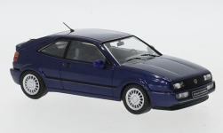 Modelcar - <strong>VW</strong> Corrado G60, metallic-blue, 1989<br /><br />IXO, 1:43<br />No. 246538