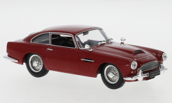 Modellauto - <strong>Aston Martin</strong> DB4 Coupe, rot, RHD, 1958<br /><br />IXO, 1:43<br />Nr. 246540