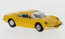 Modellauto - <strong>Ferrari</strong> Dino 246 GT, gelb, 1969<br /><br />PCX87, 1:87<br />Nr. 246555