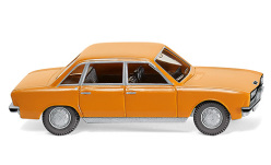 Modellauto - <strong>NSU</strong> K70, orange, 1969<br /><br />Wiking, 1:87<br />Nr. 246691