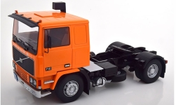 Modellauto - <strong>Volvo</strong> F10, orange/blau, Deutrans, mit Decals, 1977<br /><br />Road Kings, 1:18<br />Nr. 246706