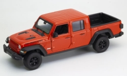 Modellino - <strong>Jeep</strong> Gladiator Rubicon, dunkelorange, in scala 1:27, 2007<br /><br />Welly, 1:24<br />n. 246707