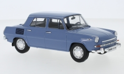Modellauto - <strong>Skoda</strong> 1000 MB, blau, 1969<br /><br />WhiteBox, 1:24<br />Nr. 246774