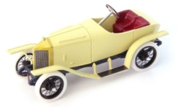 Modellauto - <strong>Laurin & Klement</strong> FCR, matt-beige, RHD, 1909<br /><br />AutoCult, 1:43<br />Nr. 246779