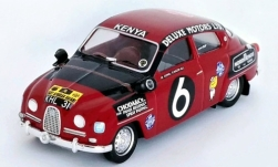 Modelcar - <strong>Saab</strong> 96, RHD, No.6, East African Safari Rally, A.Nazir/M.Bhardwaj, 1963<br /><br />Trofeu, 1:43<br />No. 246797