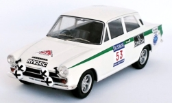 Modelcar - <strong>Ford</strong> Lotus Cortina, RHD, No.53, 1000 Lakes Rally, J.Clark/B.Melia, 1966<br /><br />Trofeu, 1:43<br />No. 246798