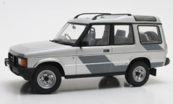 Modellauto - <strong>Land Rover</strong> Discovery MkI, silber/Dekor, RHD, 1989<br /><br />Cult Scale Models, 1:18<br />Nr. 246875