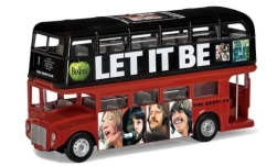 Modellauto - <strong>-</strong> London Bus, RHD, The Beatles, Let It Be<br /><br />Corgi, 1:64<br />Nr. 246898