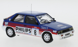 Modellauto - <strong>Renault</strong> 11 Turbo, No.8, Philips, Rallye WM, Tour de Corse, F.Chatriot/M.Perin, 1987<br /><br />IXO, 1:43<br />Nr. 246914