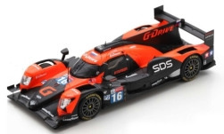 Modellauto - <strong>Aurus</strong> 01 Gibson, RHD, No.16, G-Drive Racing by Algarve, 24h Le Mans, R.Cullen/O.Jarvis/N.Tandy, 2020<br /><br />Spark, 1:43<br />Nr. 247067