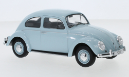 ModelCar - <strong>VW</strong> Käfer, hellblau, 1960<br /><br />WhiteBox, 1:24<br />Nr. 247157