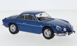 Modelo de coche - <strong>Alpine Renault</strong> A110 1300, metallic-azul, 1971<br /><br />WhiteBox, 1:24<br />Nº 247160