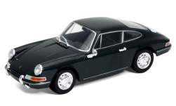 ModelCar - <strong>Porsche</strong> 911, dunkelgrau, 1964<br /><br />Welly, 1:24<br />No. 247196