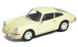 ModelCar - <strong>Porsche</strong> 911, hellbeige, 1964<br /><br />Welly, 1:24<br />No. 247197