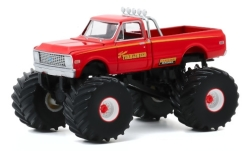 Modelcar - <strong>Chevrolet</strong> C-10 Monster Truck, Texas Tumbleweed, 1972<br /><br />Greenlight, 1:64<br />No. 247201