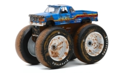 Modelcar - <strong>Ford</strong> F-250 Monster Truck, Bigfoot #7, 1996<br /><br />Greenlight, 1:64<br />No. 247205