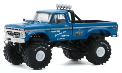 Modellino - <strong>Ford</strong> F-250 cliente, Midwest quattro Wheel guidare & esibizione Center, 1974<br /><br />Greenlight, 1:43<br />n. 247229