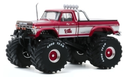 Modellino - <strong>Ford</strong> F-250 mostro camion, re Kong, 1975<br /><br />Greenlight, 1:43<br />n. 247230
