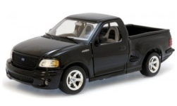 Modelcar - <strong>Ford</strong> F-150 SVT Lightning, black, scale 1:21<br /><br />Maisto, 1:18<br />No. 247295