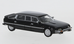 Modelcar - <strong>Citroen</strong> CX Nilsson, black, 1985<br /><br />BoS-Models, 1:87<br />No. 247365