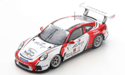 ModelCar - <strong>Porsche</strong> 911 GT3 Cup (997), No.1, Turkish National Team, Chopard, Porsche Carrera Cup France, A.Güven, 2019<br /><br />Spark, 1:43<br />Nr. 247416