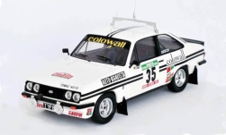 Modellauto - <strong>Ford</strong> Escort MkII RS2000, No.35, Tomaz Auto, Colowall, Rallye WM, Rally Portugal, C.Peres/J.Peres, 1978<br /><br />Trofeu, 1:43<br />Nr. 247466