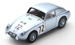 Modellino - <strong>Austin Healey</strong> folletto, RHD, No.72, Donald Healey motore Co., 12h Sebring, J.Colgate/S.McQueen, 1962<br /><br />Spark, 1:43<br />n. 247558