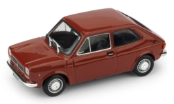 Modellauto - <strong>Fiat</strong> 127 (1.Serie), rot, 1972<br /><br />Brumm, 1:43<br />Nr. 247653