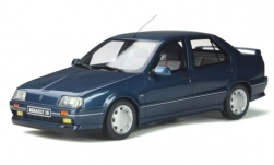 Modellauto - <strong>Renault</strong> 19 Chamade 16S Phase 1, metallic-dunkelblau, 1989<br /><br />Ottomobile, 1:18<br />Nr. 247659