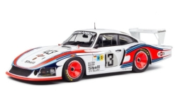 Modellauto - <strong>Porsche</strong> 935/78, RHD, No.43, Martini Racing Porsche System, Martini, 24h Le Mans, Moby Dick, M.Schurti/R.Stommelen, 1978<br /><br />Solido, 1:18<br />Nr. 247669