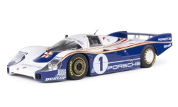 Modellauto - <strong>Porsche</strong> 956 LH, RHD, No.1, Rothmans Porsche System, Rothmans, 24h Le Mans, inklusive Decals, D.Bell/J.Ickx, 1982<br /><br />Solido, 1:18<br />Nr. 247670